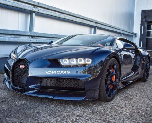Bugatti Chiron VDM Cars